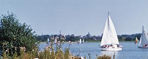 Rondvaart op de Maas